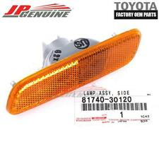 GENUINE LEXUS TOYOTA SCION OEM NEW FRONT (LH) SIDE MARKER LIGHT LAMP 81740-30120
