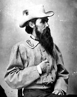 New 8x10 Civil War Photo: CSA Confederate General William Mahone