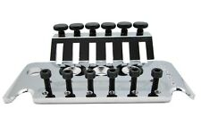 Authentic Original Floyd Rose Tremolo Base Plate - Chrome