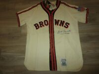 Rick Ferrell St. Louis Browns MLB Baseball Cooperstown Collection Jersey LG NEW