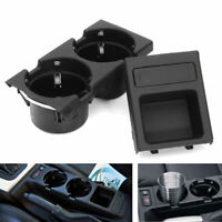 Car Center Console Cup Holder Coin Box Storage Tray For BMW E46 3Series 99-06