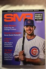 SMR Sports Market Report August 2017 Kris Bryant Vol. 277