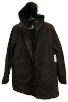 Old Navy Women's Water-Resistant Hooded Jacket for Women Size L - NWT