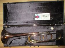 HOLTON TR160 PROFESSIONAL MODEL TROMBONE #988xxx - Excellent Used Condition !!!