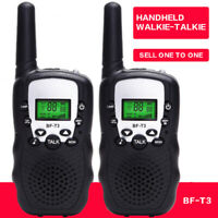 For Baofeng BF-T3 Kids Walkie Talkie UHF 2-Way 8 Channel Long Range Ham Radio