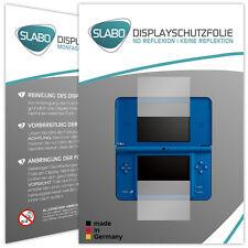 """Slabo Displayschutzfolie für Nintendo DSi XL (2er Set) MATT """"No Reflexion"""""""