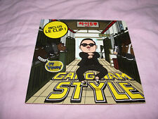 /// RARE CD SINGLE PSY GANGNAM STYLE + VIDEO CLIP 2012