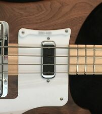 Zero Mod Thumb Rest Tug Bar for 2015 /16/17 Rickenbacker 4003 Bass - In WHITE!