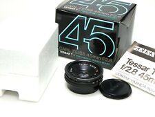 Carl Zeiss Tessar T* 45mm F2.8 f. Contax
