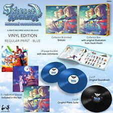 NEW Skies Of Arcadia Eternal Soundtrack Exclusive Dark Blue 3x LP Vinyl Box Set