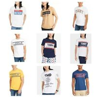 Tommy Hilfiger THD Men's T-shirt SS Logo Cotton Tee S M L or XL, New $39