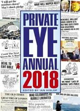 Private Eye Annual 2018 (Annuals 2018)-Ian Hislop