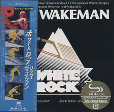 RICK WAKEMAN White Rock Soundtrack (1977)  Japan Mini LP SHM-CD UICY-94240
