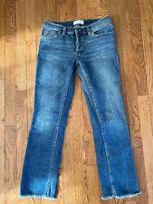 Free People Womens Denim Jeans 27