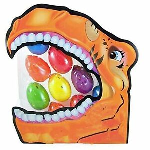Dinosaur Easter Eggs Prefilled Candy Plastic Egg Pack for Baskets and Hunts, Pac