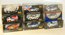 1/43 x9  Collection of MG Metro 6R4`s - Assorted Liveries Pond/Auriol/Wilson