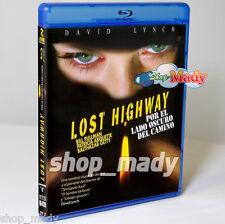 Lost Highway - Por el Lado Oscuro del Camino Blu-ray Region Free - David Lynch