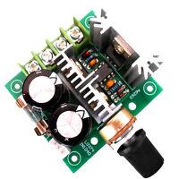 12V-40V 10A Pulse Width Modulation 13khz PWM DC Motor Speed Control Switch