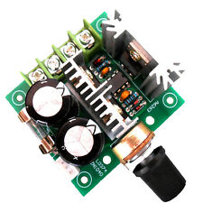 12V-40V 10A Pulse Width Modulation 13khz PWM DC Motor Speed Control Switch