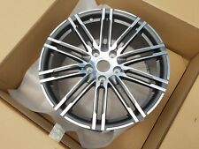 "BRAND NEW 20"" Porsche 991 Rad Turbo OEM factory original FRONT wheel rim"