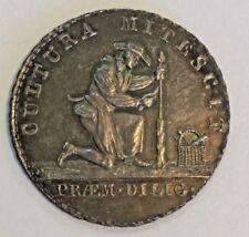 Very Rare Switzerland 1700 Bern Medal Respublica Bernensis Gärtnerpfennig