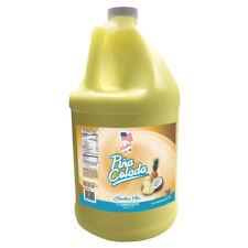 Pina Colada Slushee Frozen Drink Mix -1 Gallon