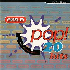 ERASURE : POP! - THE FIRST 20 HITS / CD - TOP-ZUSTAND