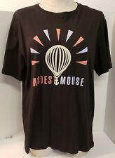 MODEST MOUSE XLarge T-Shirt Indie ALTERNATIVE Rock Black