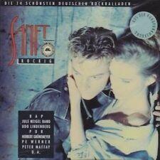 Sanft & Rockig (1992) BAP, Achim Reichel, Udo Lindenberg, Herbert Gröneme.. [CD]