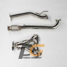 Exhaust Manifold Header FOR Nissan Sentra SE-R Spec V 2002-2006 2.5L QR25DE