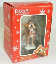 Enesco Rudolph Red Nose Reindeer Christmas Ornament Island Of Misfit