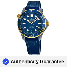 New Omega Seamaster  Blue Dial Sedna Men's Watch 210.22.42.20.03.001