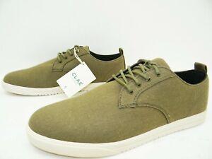 Clae Los Angeles ELLINGTON Vegan Herren Schuhe Sneaker Schnürschuhe Neu Gr.42