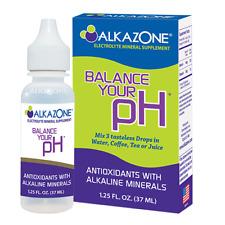ALKAZONE Balance Your pH (Antioxidants Alkaline Mineral Booster & Supplements)