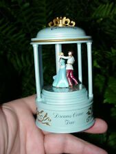 1998 CINDERELLA AT THE BALL - Hallmark Christmas ornament - Disney light motion