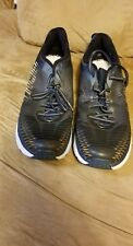 Hoka One One Arahi Men Running Shoes Size US 11.5  Black Gold no insoles