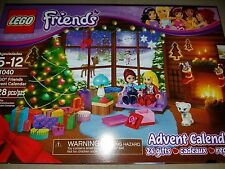 Lego Friends Advent Calendar 41040 New In Box 228 Pieces 24 Gifts