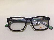 NEW Nike Just Do It 7238 (200) Matte Tortoise Green 52[]16 140 Eyeglasses Frame
