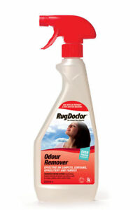 Rug Doctor Odour Remover Trigger Spray For Carpet, Upholstery And Fabrics 500 ml