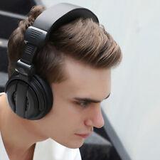 Wireless Bt Headset Folding HiFi Stereo Headphone Earphone w/ Mic Hot Sale
