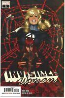 Invisible Woman #2 (2019 Marvel) Adam Hughes Main Cover NM