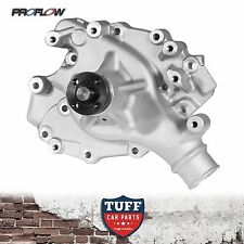 Ford Big Block 429 460 V8 Proflow Aluminium Action Series Water Pump Satin Alloy