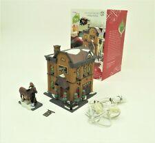 Department 56 Christmas in the City #4023614 City Park Carriage House w/ Box