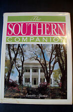 Southern Companion by Annette Spence 1991 HC DJ Illustrated Printed in Singapore