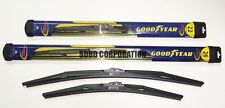 2008-2011 Honda Civic Sedan, Coupe Goodyear Hybrid Style Wiper Blade Set of 2