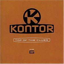 Kontor 06 (1999, mixed) Rank1, Paul van Dyk, Alice Deejay, Des Mitchell.. [2 CD]