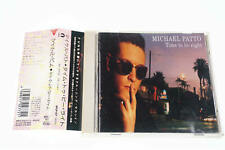 TIME TO BE RIGHT MICHAEL PATTO BVCP-127 CD JAPAN OBI A12035