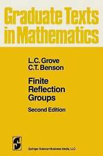 NEW Finite Reflection Groups (Graduate Texts in Mathematics) by L.C. Grove