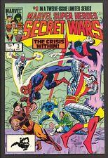 "Secret Wars #3 (1984) ~ 1st Volcana ~ 1st ""new"" Titania ~ She-Hulk ~ Marvel ~ NM"