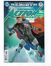 Action Comics # 984 Variant Cover Nm Unread Dc